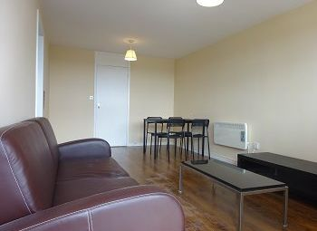 Thumbnail 1 bed flat to rent in Cleveland Tower, Birmingham