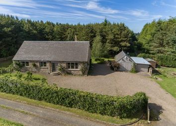 Thumbnail 3 bed detached house for sale in School Wood, Glendouglas, Jedburgh
