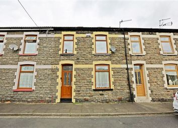 Thumbnail 4 bed terraced house for sale in Adams Street, Tonypandy, Rhondda Cynon Taff