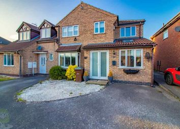 Thumbnail 4 bed semi-detached house for sale in Denholme Road, Wollaton, Nottingham