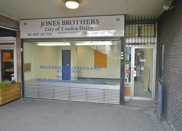 Thumbnail Retail premises to let in 85 Middlesex Street, London