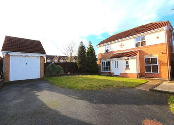 3 bed detached house for sale in Haskell Close, Thorpe Astley, Braunstone, Leicester LE3