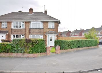 Thumbnail 3 bed semi-detached house for sale in Grange Drive, Stratton St. Margaret, Swindon