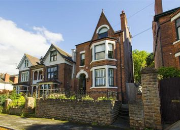 Thumbnail 4 bed detached house for sale in Thorncliffe Road, Nottingham