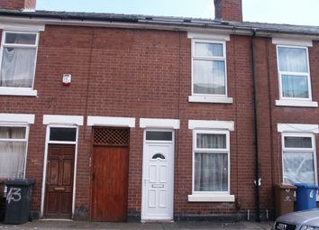 Thumbnail 2 bed terraced house to rent in Reeves Road, Normanton, Derby