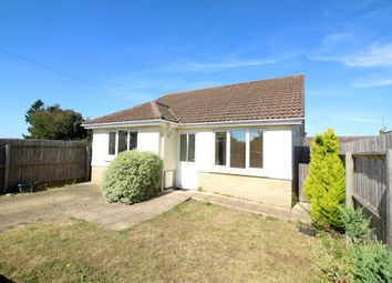 Thumbnail 2 bed detached bungalow for sale in St Martins Road, Upton, Poole