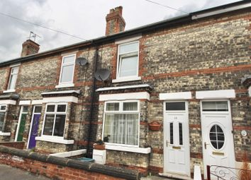 Thumbnail 2 bed terraced house for sale in Newport Avenue, Selby