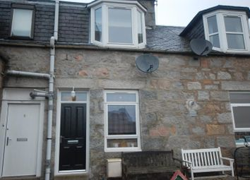 Thumbnail 1 bed terraced house to rent in Kintore Terrace, Inverurie