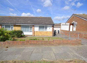 Thumbnail 2 bedroom semi-detached bungalow for sale in Borrowdale Avenue, Ramsgate, Kent