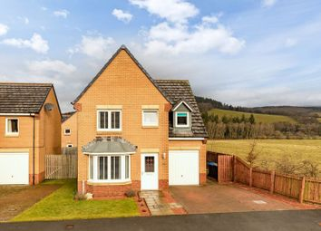 4 bed detached house for sale in 10 Kittlegairy Way, Peebles EH45