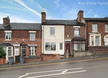 Thumbnail 2 bed terraced house for sale in Ford Green Road, Smallthorne, Stoke-On-Trent