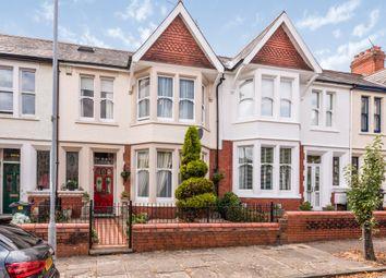 4 bed terraced house for sale in Pen Y Lan Terrace, Penylan, Cardiff CF23