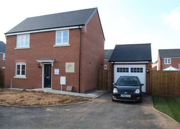 Thumbnail 3 bed detached house for sale in Boulton Close, Stoney Stanton, Leicester