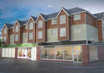 Thumbnail 1 bed flat for sale in Taunton Road, Bridgwater, Somerset