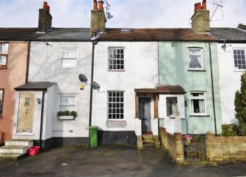 Thumbnail 2 bed terraced house for sale in Coxtie Green Road, Pilgrims Hatch, Brentwood, Essex