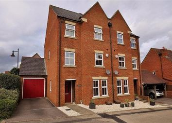 Thumbnail 3 bed semi-detached house for sale in Stowell Close, Singleton, Ashford