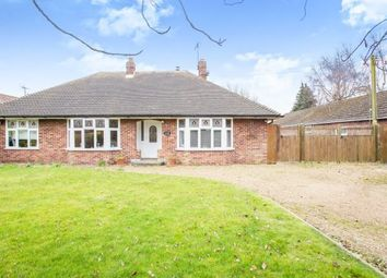 Thumbnail 4 bed bungalow for sale in Southery, Downham Market, Norfolk