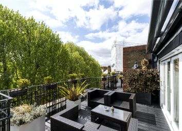 Thumbnail 4 bed flat for sale in Egerton Gardens, London