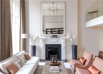 Thumbnail 3 bed flat for sale in Lancaster Gate, Bayswater, London