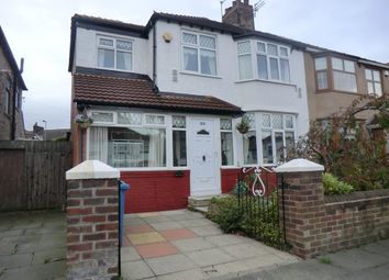 Thumbnail 4 bed semi-detached house for sale in Thomas Lane, Broadgreen, Liverpool