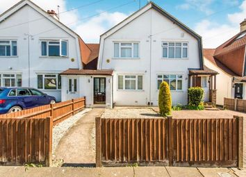 Thumbnail 2 bedroom terraced house for sale in Mount Road, Chessington, Surrey