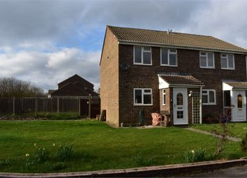 Thumbnail Semi-detached house to rent in Hawthorn Close, Bulwark, Chepstow, Monmouthshire