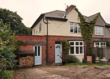 Thumbnail 3 bed semi-detached house for sale in Trap Lane, Sheffield