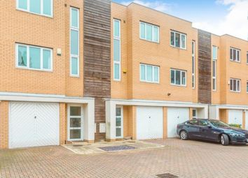 Thumbnail 4 bedroom terraced house for sale in Lakeside Rise, Manchester, Greater Manchester