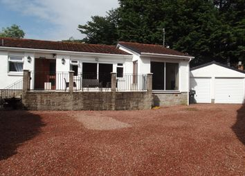 Thumbnail 4 bed detached house for sale in Kirkhouse Road, Blanefield