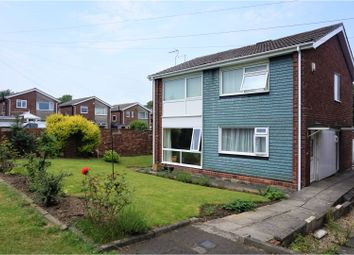 Thumbnail 2 bed flat for sale in Denham Walk, Newcastle Upon Tyne