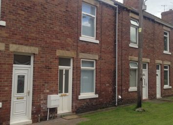 Thumbnail 2 bedroom terraced house to rent in York Terrace, Willington, Crook