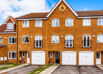 Thumbnail 4 bed town house for sale in Teal Close, Wombwell, Barnsley
