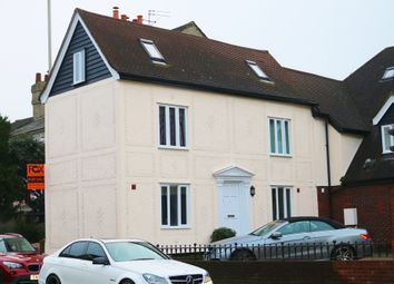 Thumbnail 4 bedroom end terrace house for sale in Dunmow Road, Bishop's Stortford
