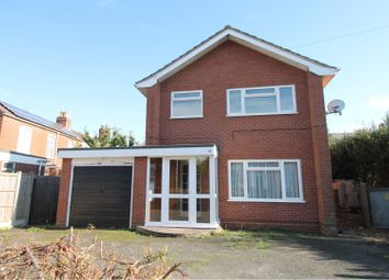 3 bed detached house for sale in Comer Gardens, St Johns, Worcester WR2