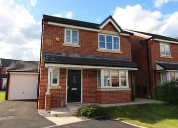 Thumbnail 3 bed detached house for sale in Hardys Close, Radcliffe, Manchester