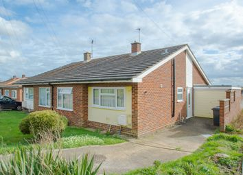 2 bed semi-detached bungalow for sale in Windmill Rise, Hundon, Sudbury CO10