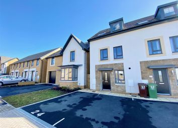 Thumbnail 3 bed town house for sale in Pear Lane, Plymouth