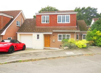 Thumbnail 4 bedroom detached house for sale in Gorse Hill Close, Oakdale, Poole
