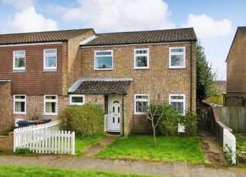 3 bed end terrace house for sale in Campbell Close, Uckfield, East Sussex TN22