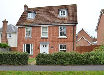 Thumbnail 4 bed detached house to rent in Daisy Avenue, Bury St. Edmunds