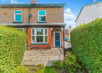 Thumbnail 2 bed terraced house to rent in Lidgate Grove, Didsbury, Manchester