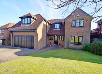 Thumbnail 4 bed detached house for sale in Rosemount, Pity Me, Durham