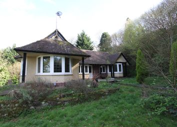 Thumbnail 2 bed detached bungalow for sale in Caerleon Road, Newport