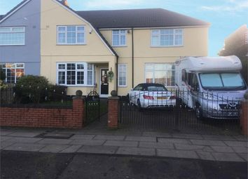 Thumbnail 5 bed semi-detached house for sale in Tarbock Road, Huyton, Liverpool, Merseyside