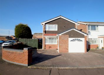 Thumbnail 3 bedroom detached house for sale in Badger Road, Binley, Coventry