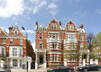 Thumbnail 3 bed flat for sale in Hall Road, St John's Wood