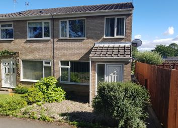Thumbnail 2 bed semi-detached house to rent in Roman Road, Brandon, Durham