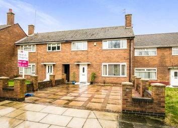 Thumbnail 3 bed terraced house for sale in Shortfield Road, Upton, Wirral