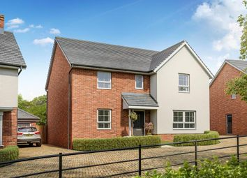 "Thumbnail 5 bed detached house for sale in ""Lamberton"" at Bedford Road, Holwell, Hitchin"