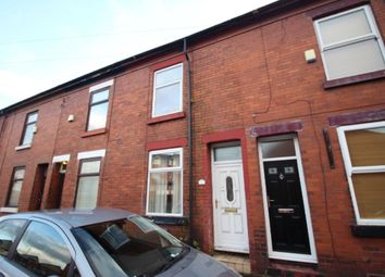 Thumbnail 2 bed terraced house for sale in Belgrave Street, Denton, Manchester